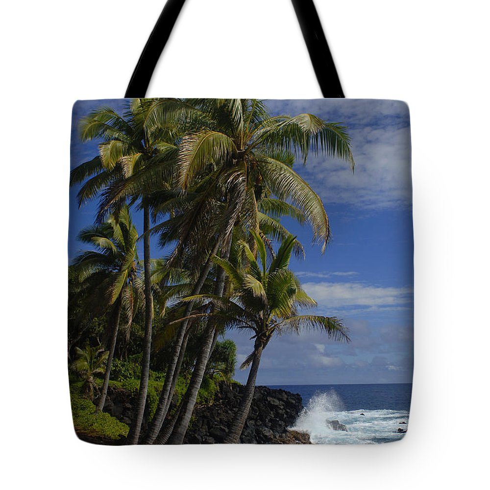 Hawaii Tote Bag featuring the photograph Hawaii by Bob Christopher
