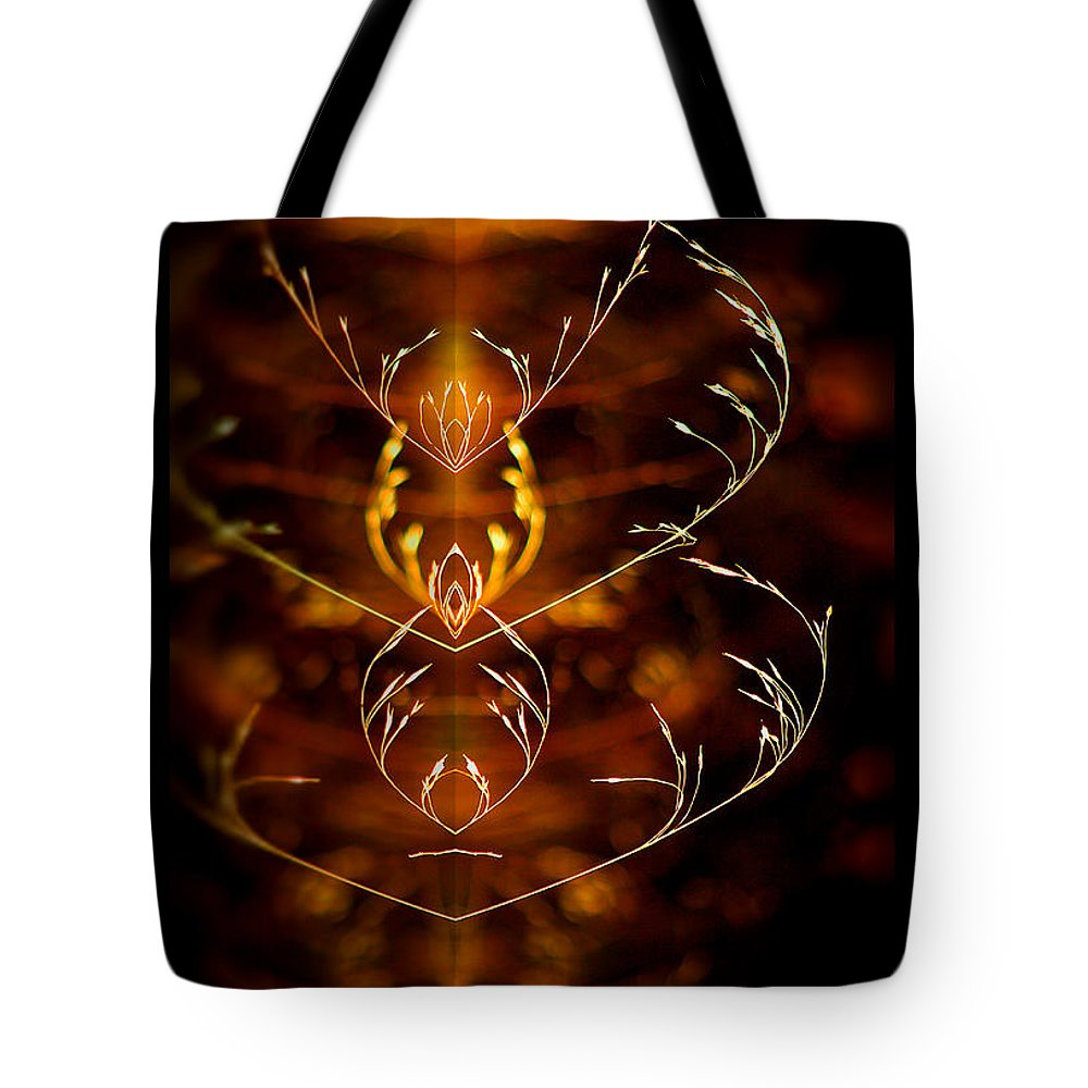 Photograph Tote Bag featuring the photograph Heartbeat II by Vicki Pelham