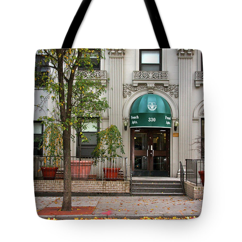 The High Line Tote Bag featuring the photograph High Line Print 36 by Terry Wallace
