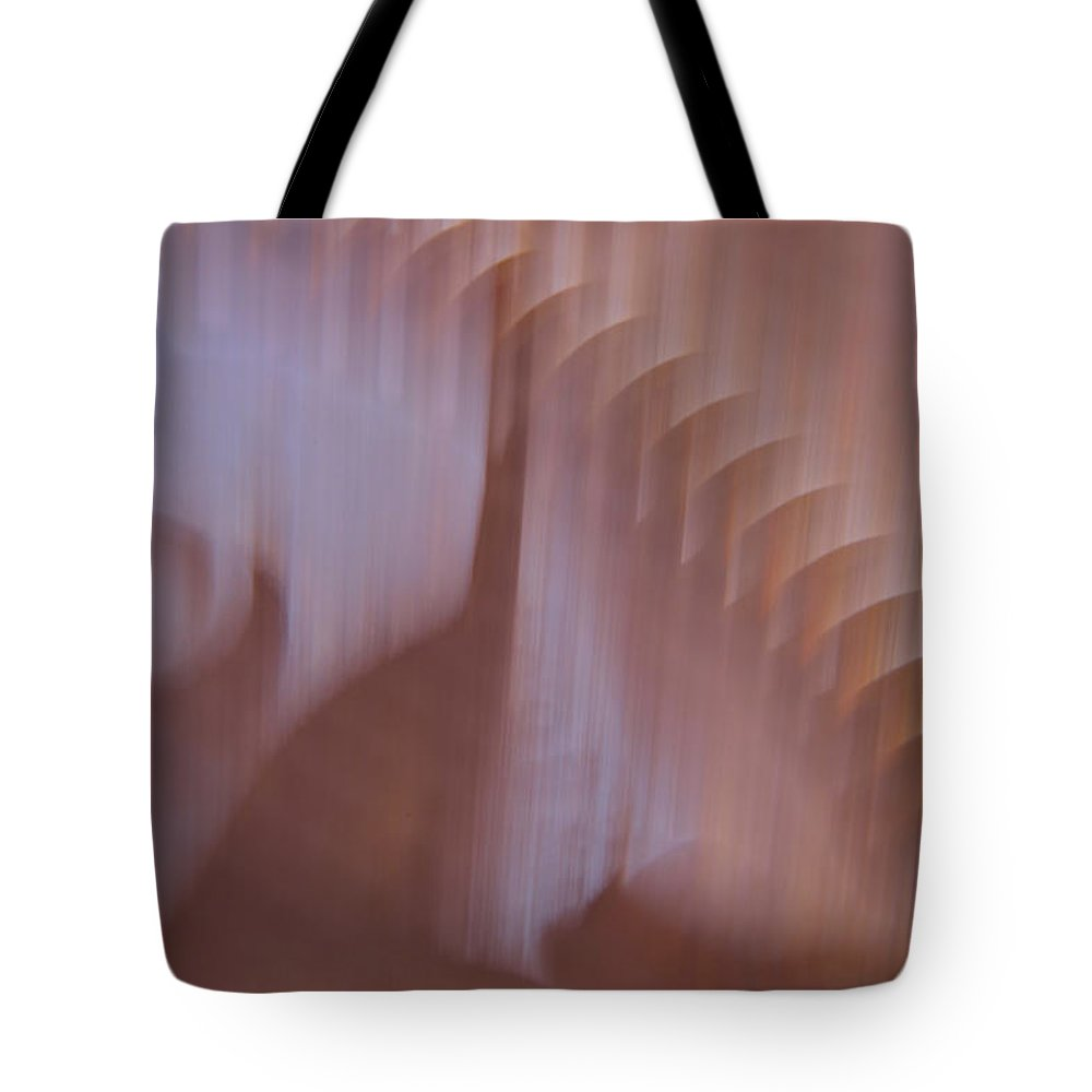 Abstract Art Tote Bag featuring the photograph Home Planet by Bill Owen