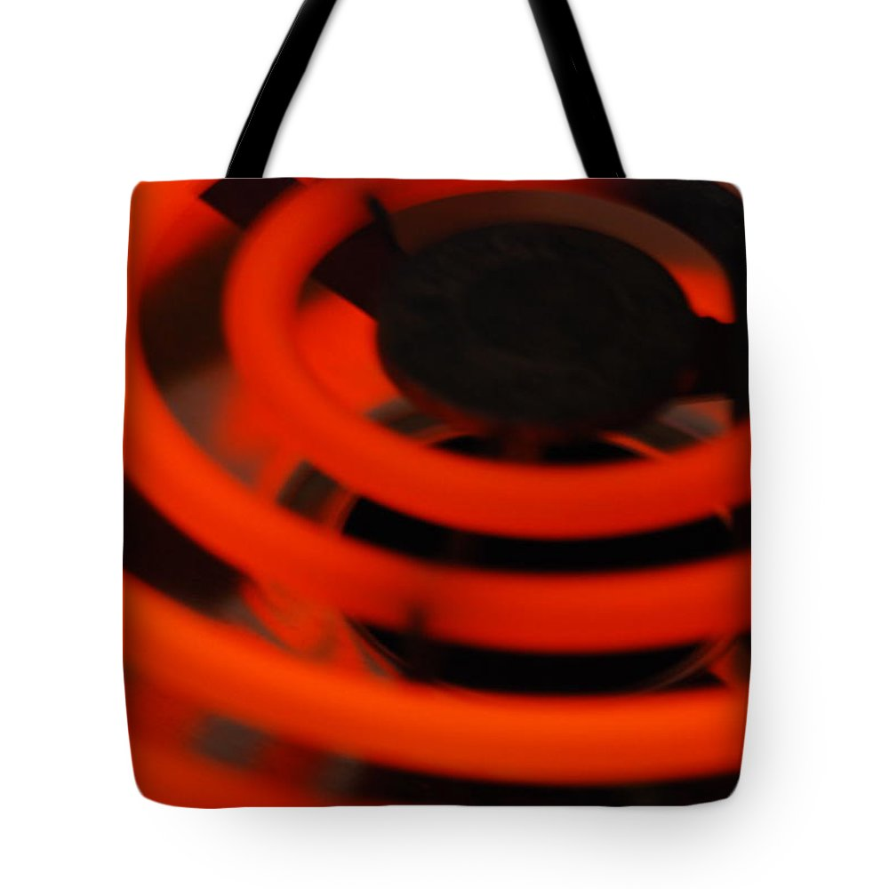 Hot Tote Bag featuring the photograph HOT by Michael Merry
