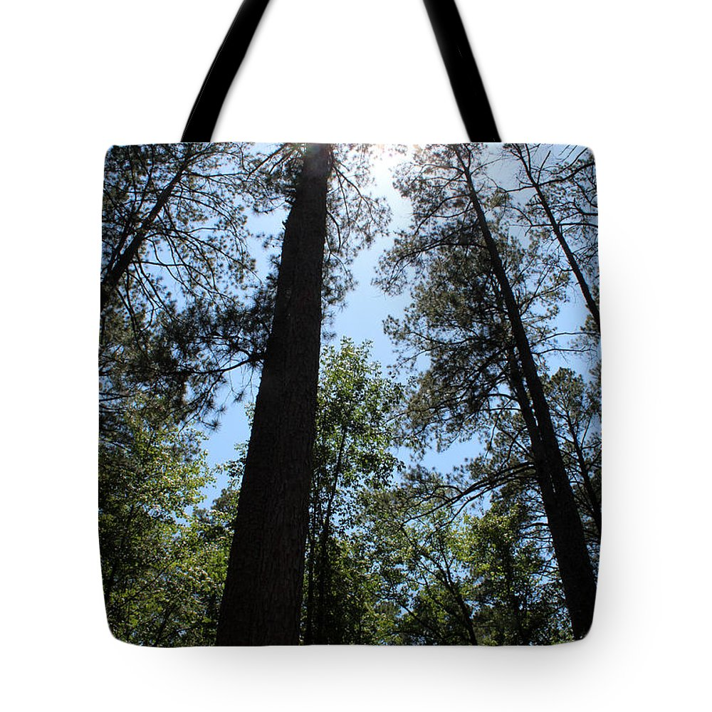 How Great Thou Art Tote Bag featuring the photograph How Great Thou Art by Kathy White