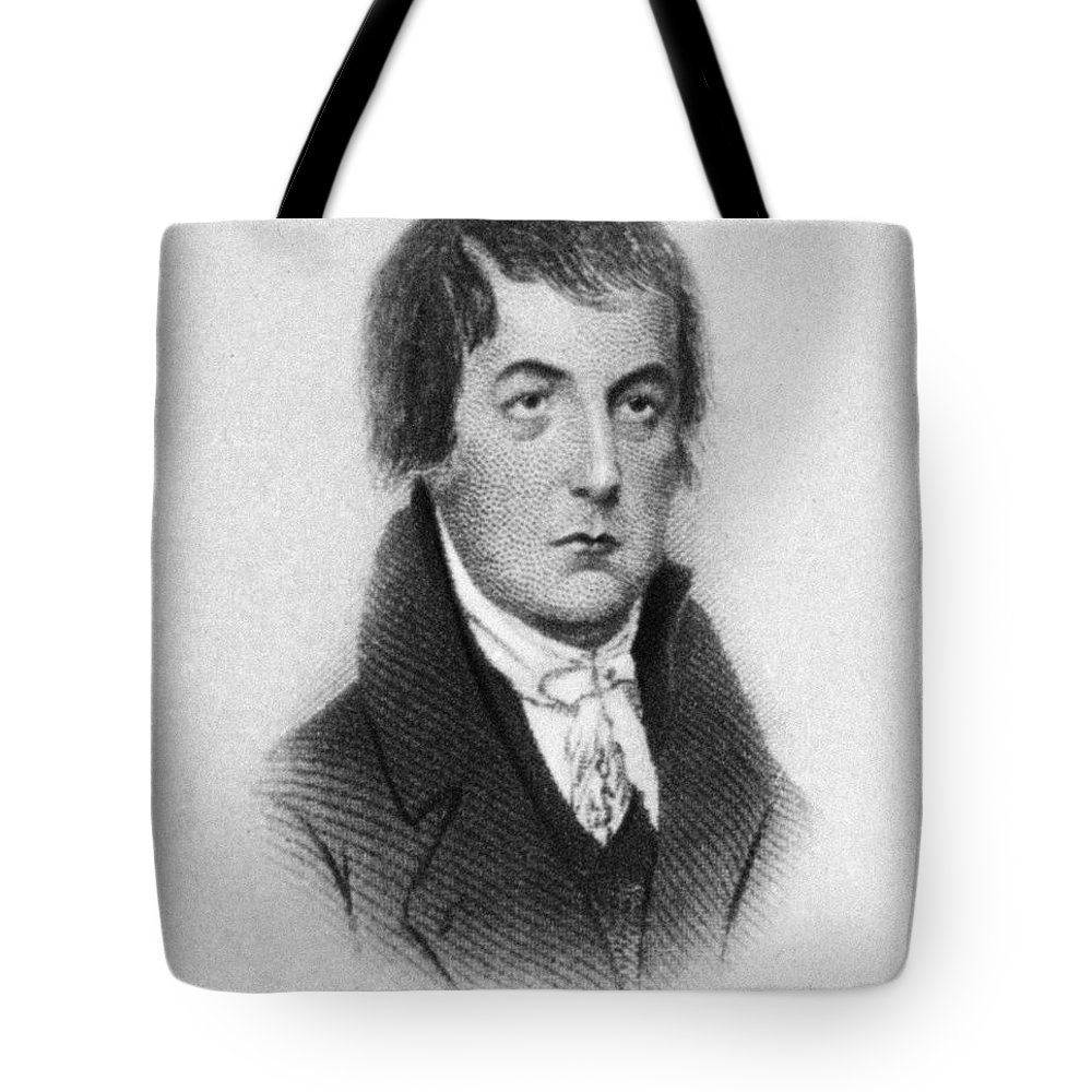 18th Century Tote Bag featuring the photograph Humphrey Marshall by Granger