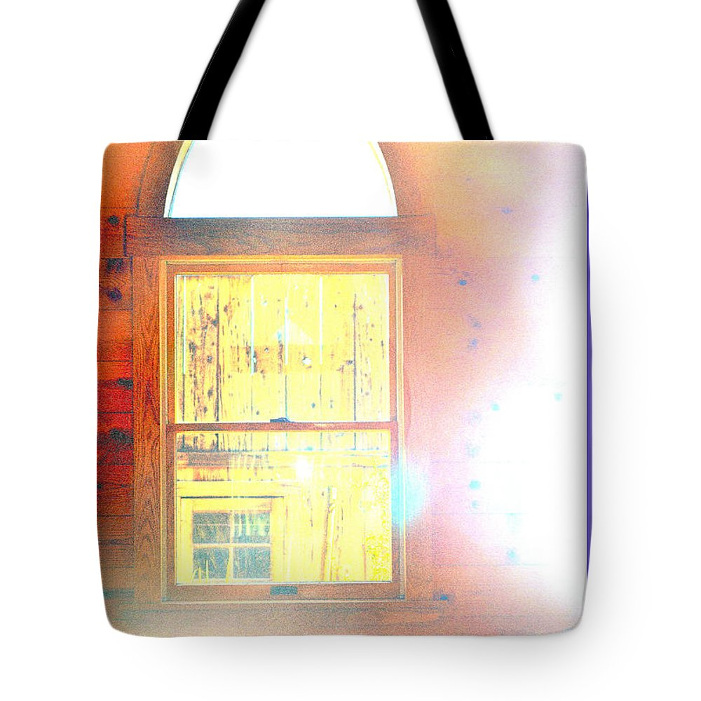 Chappel Tote Bag featuring the photograph Hymn by Diane montana Jansson
