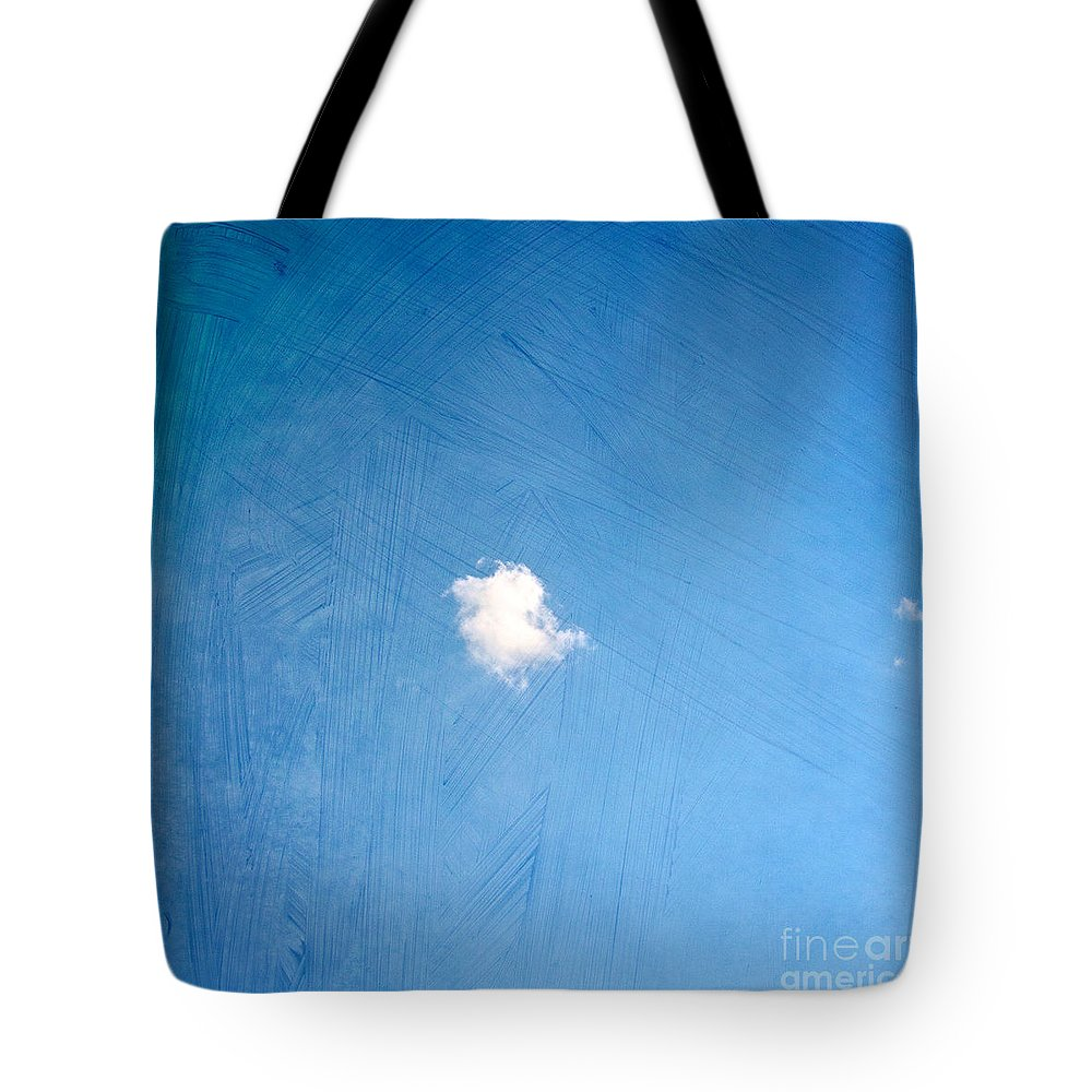One Tote Bag featuring the photograph I Am One by Violet Gray