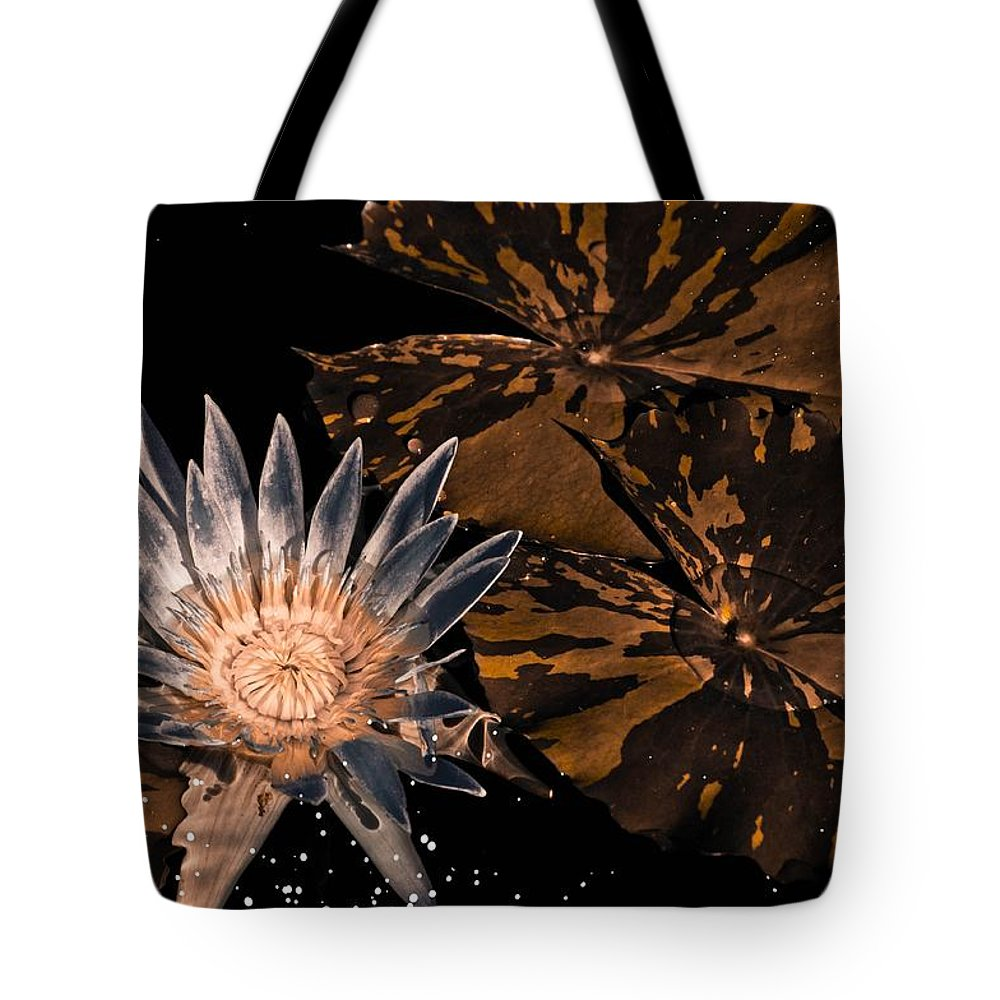 Water Tote Bag featuring the photograph Imagine by Trish Tritz