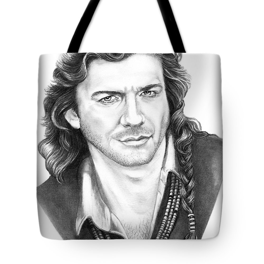 Joe Lando Tote Bag