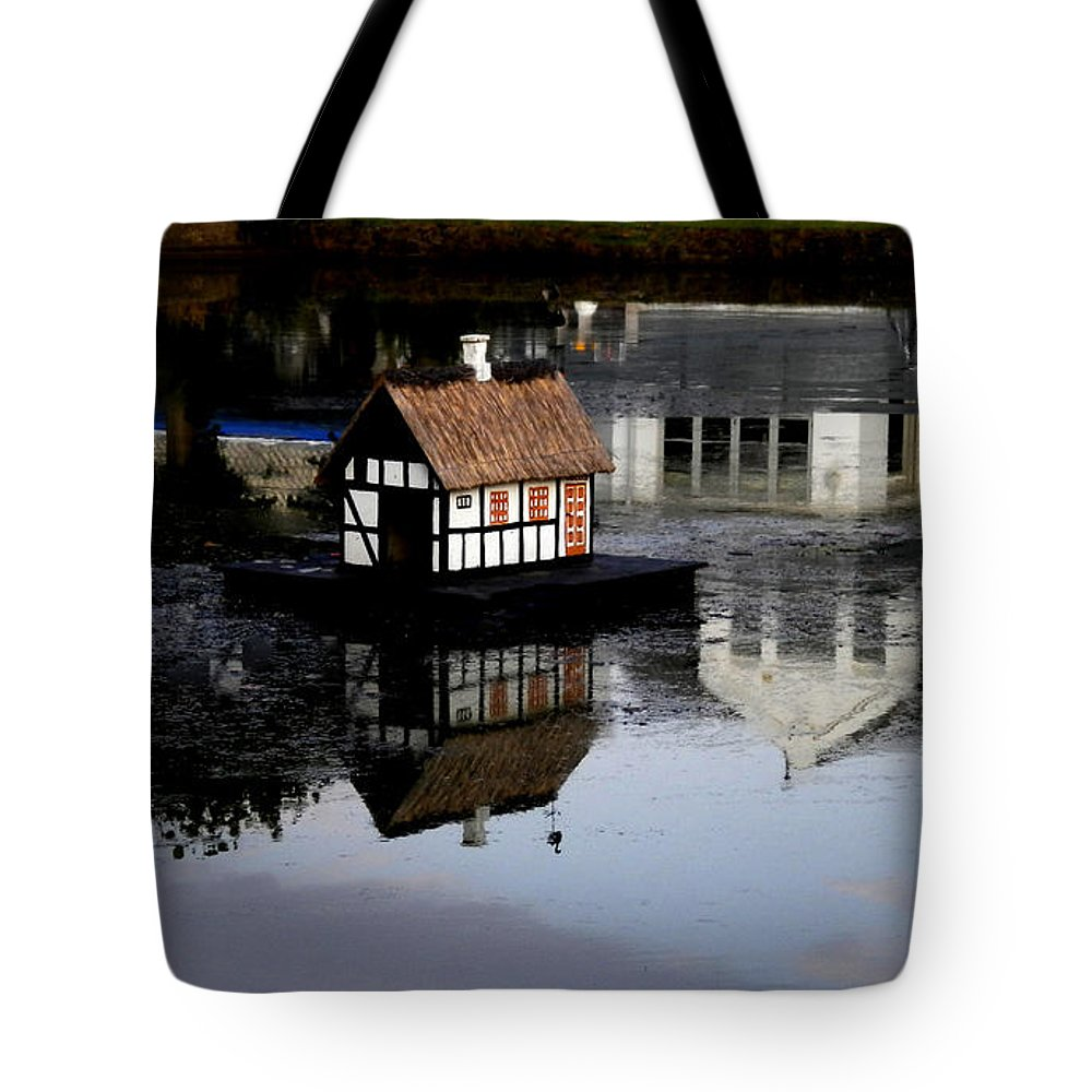 Colette Tote Bag featuring the photograph Joy By Lake by Colette V Hera Guggenheim