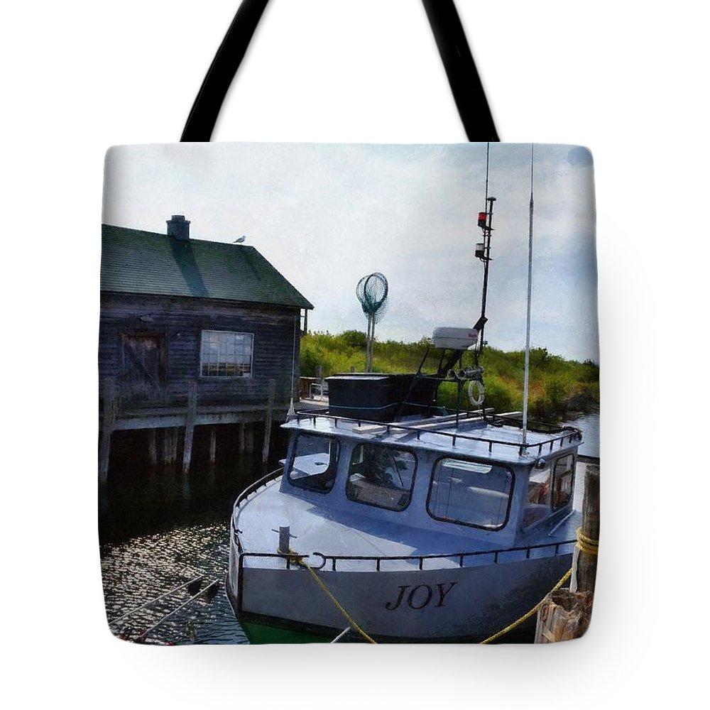Joy Tote Bag featuring the photograph Joy by Michelle Calkins