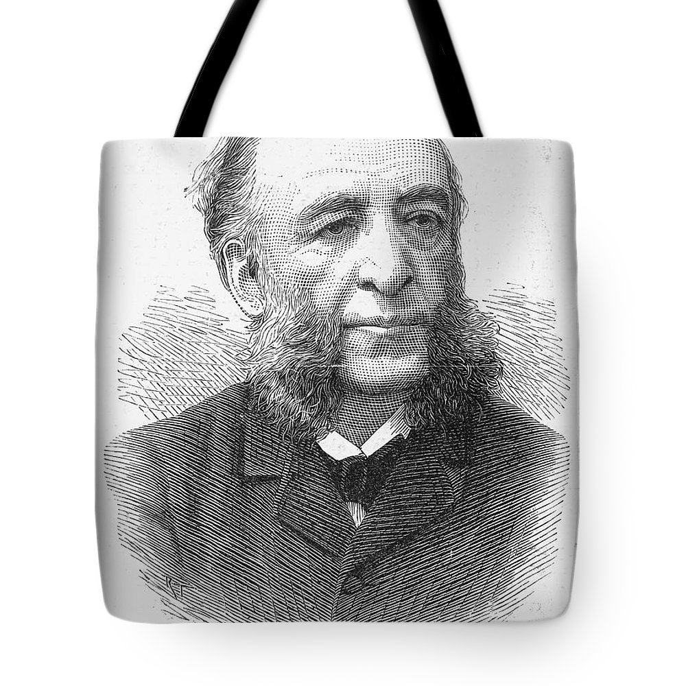 19th Century Tote Bag featuring the photograph Jules Ferry (1832-1893) by Granger