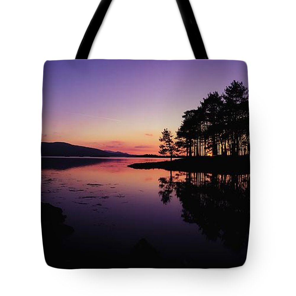 Beauty Tote Bag featuring the photograph Kenmare Bay, Co Kerry, Ireland Sunset by The Irish Image Collection