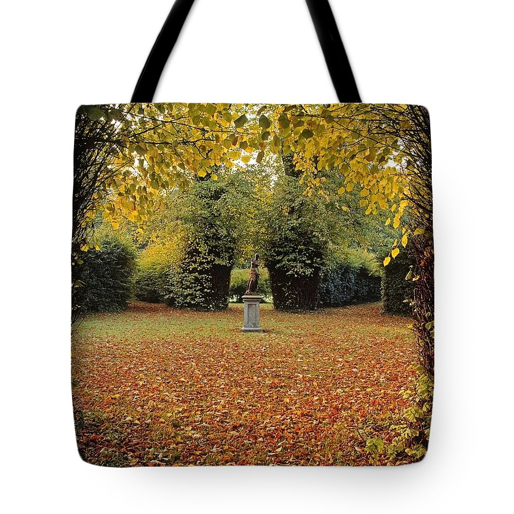 Art Tote Bag featuring the photograph Killruddery House And Gardens, Bray, Co by The Irish Image Collection