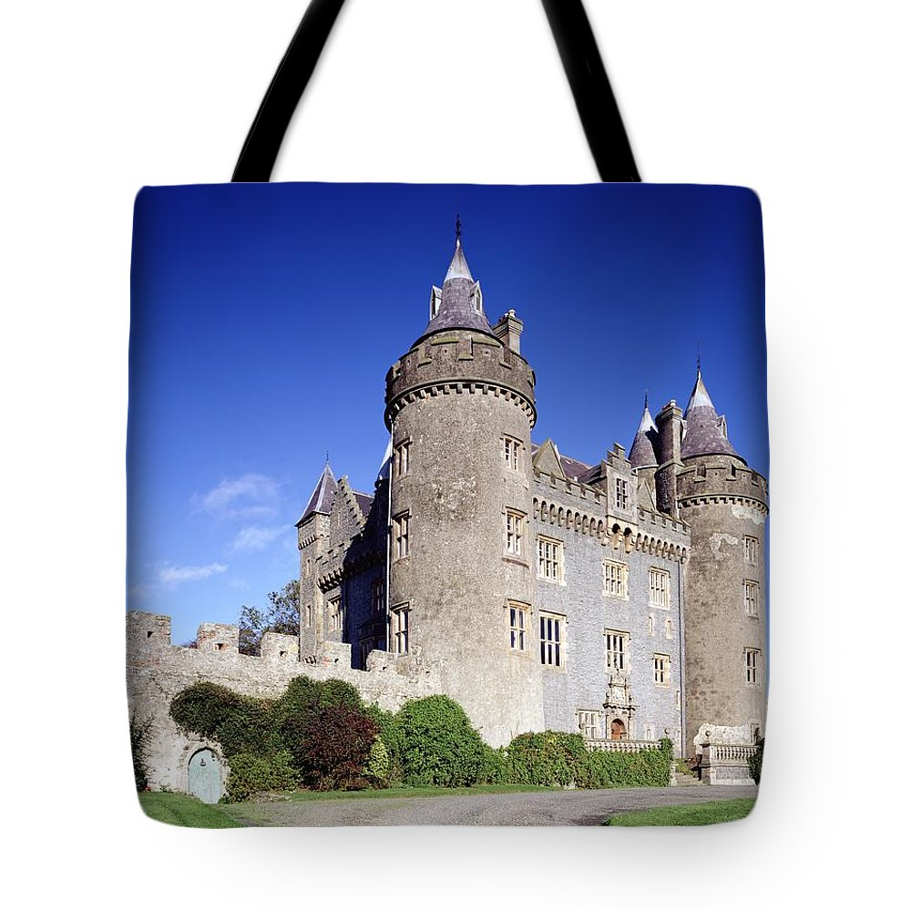 Architecture Tote Bag featuring the photograph Killyleagh Castle, Co. Down, Ireland by The Irish Image Collection