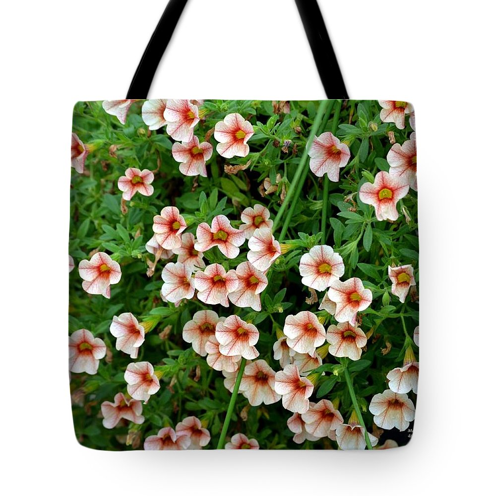 Petite Tote Bag featuring the photograph Le Petite by Maria Urso