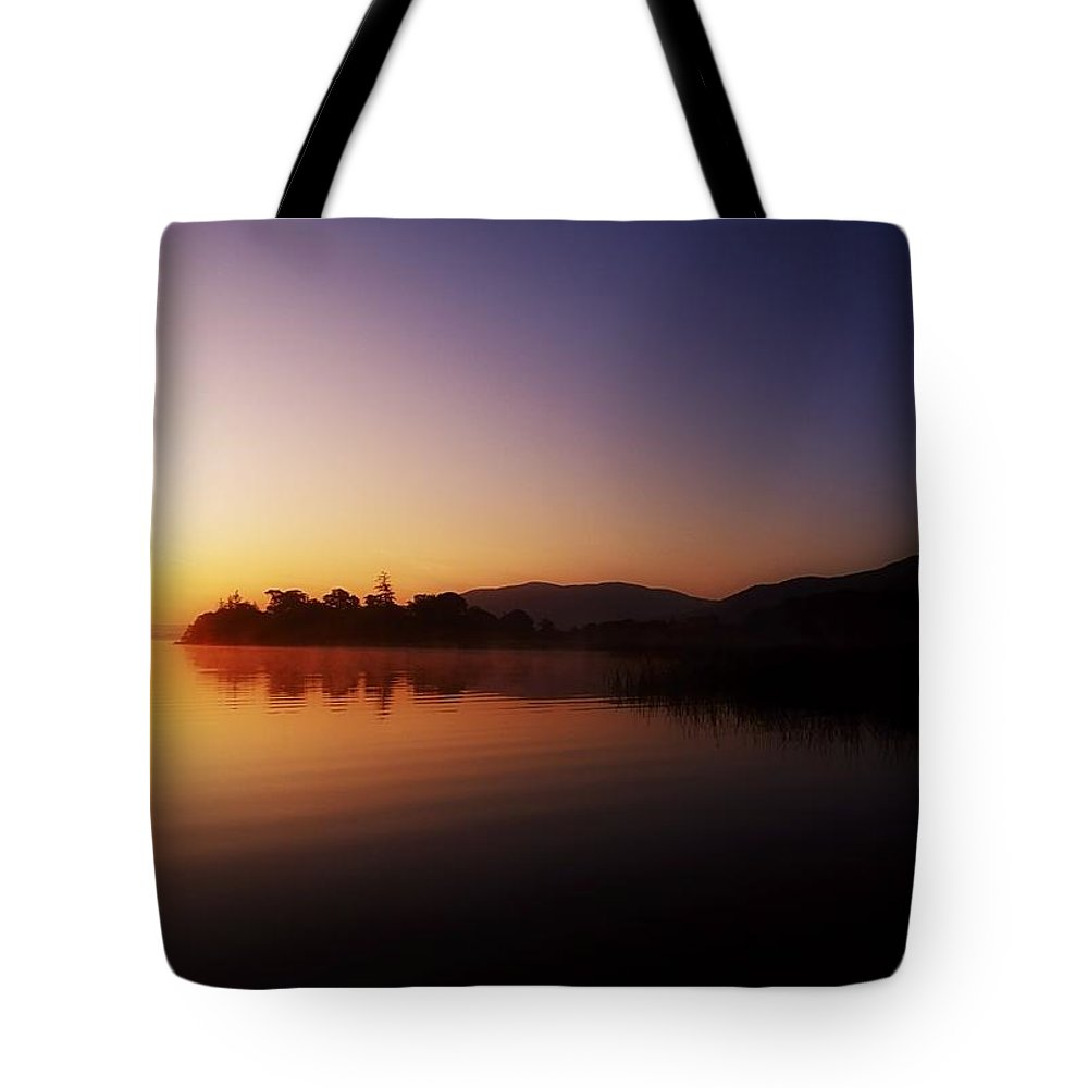 Beauty In Nature Tote Bag featuring the photograph Lough Gill, Co Sligo, Ireland Irish by The Irish Image Collection