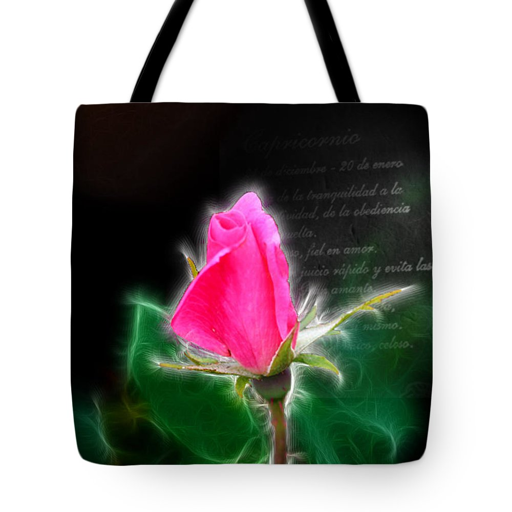 Flowers Tote Bag featuring the photograph Love Is Electrifying by Ericamaxine Price