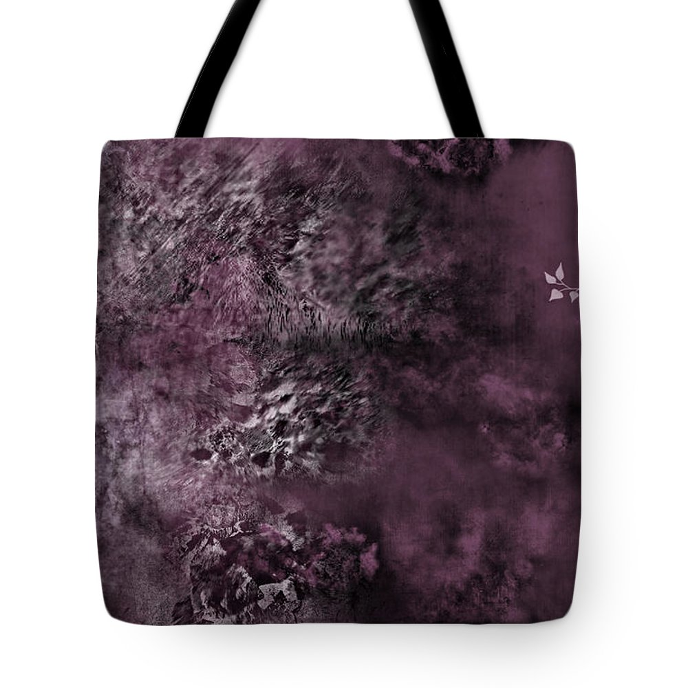 Majesty Tote Bag featuring the painting Majesty by Christopher Gaston