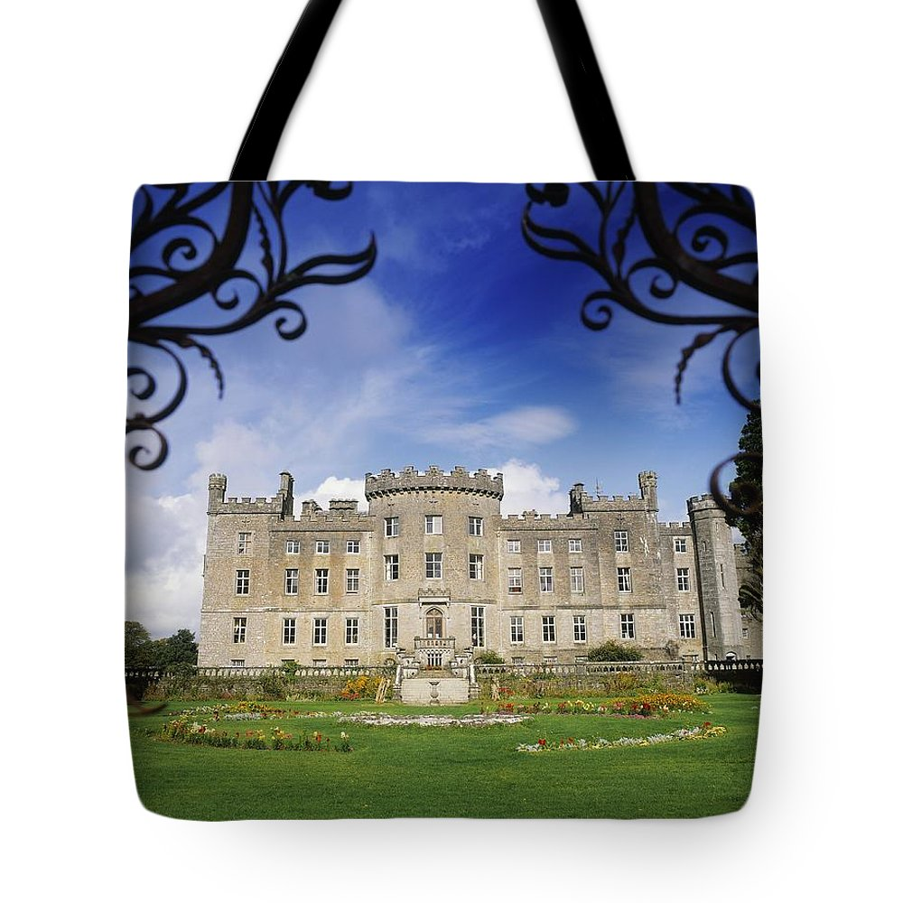 Beauty Tote Bag featuring the photograph Markree Castle, Collooney, Co Sligo by The Irish Image Collection