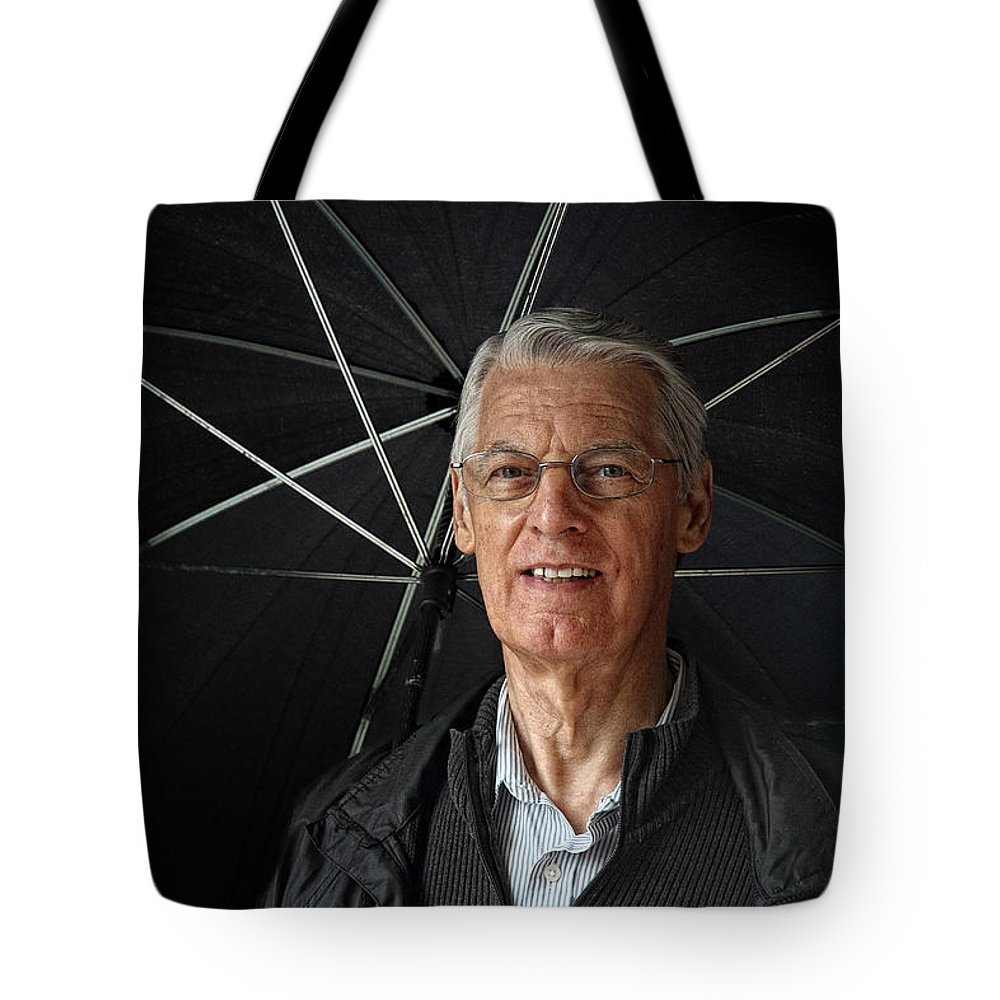 Napanee; xdop Tote Bag featuring the photograph Marven by John Herzog