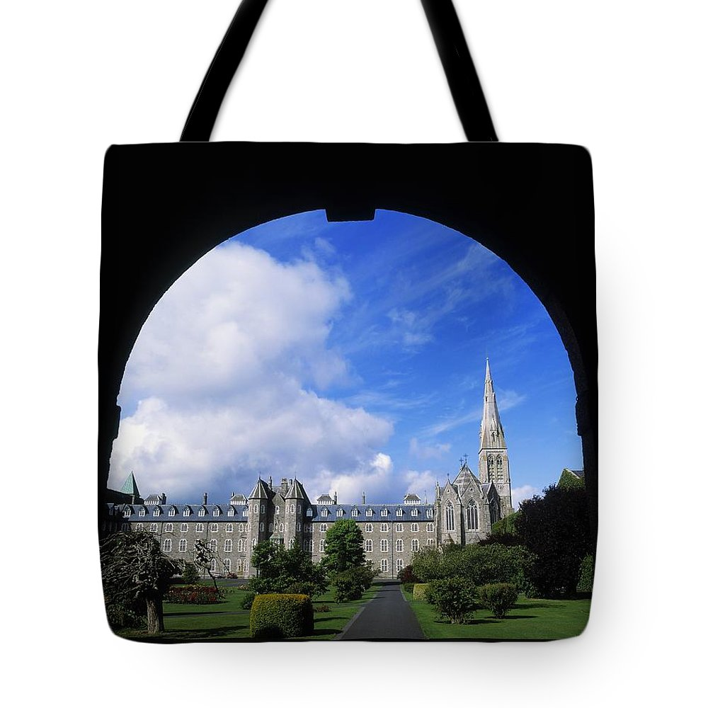 Catholic Tote Bag featuring the photograph Maynooth Seminary, Co Kildare, Ireland by The Irish Image Collection