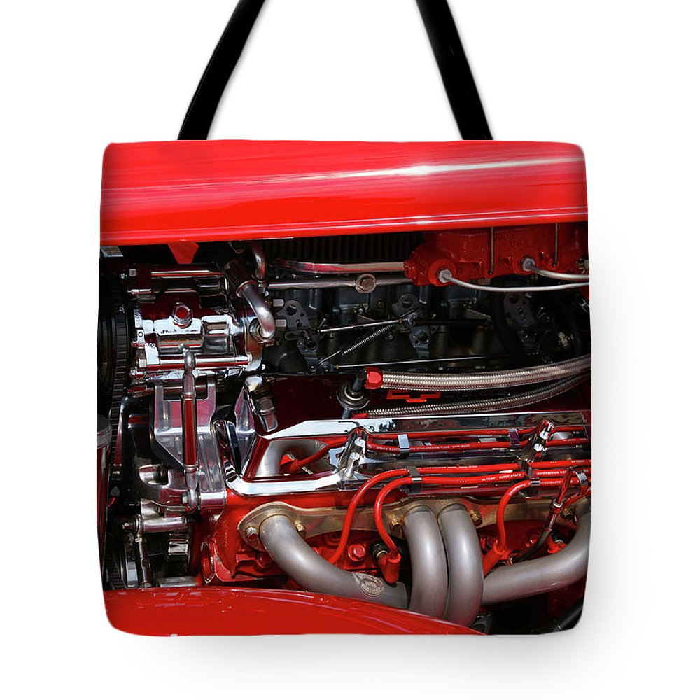 Old Car Tote Bag featuring the photograph Modern 1929 Ford by Paul Mashburn