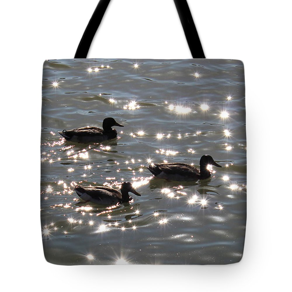Glow Tote Bag featuring the photograph Morning Glow by Kume Bryant