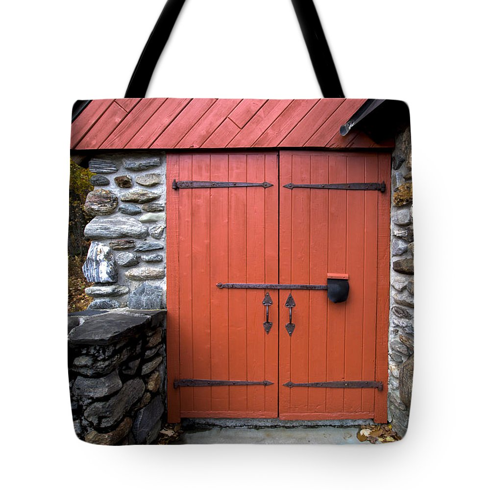 Mountain Chapel Tote Bag featuring the photograph Mountain Chapel 24 by Paul Cannon