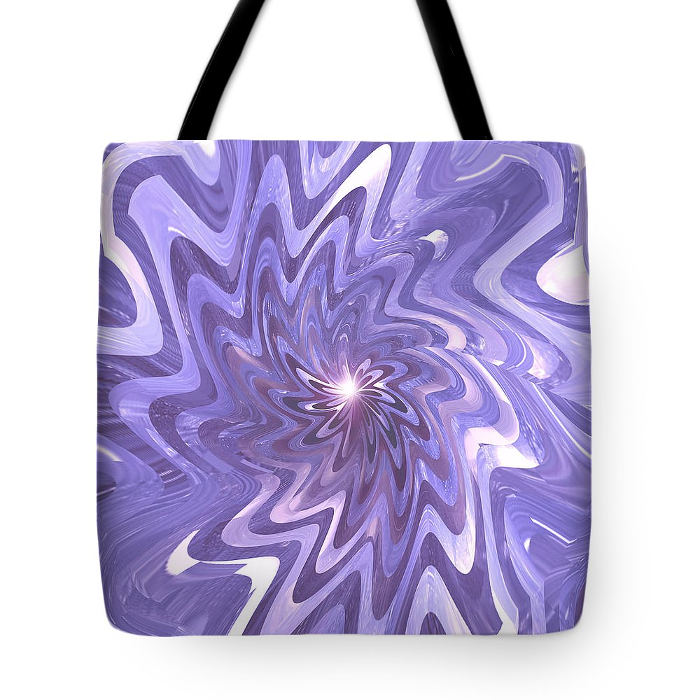 Moveonart! Global Gathering. Branch -- Digital Abstract Art By Artist Jacob Kane -- Omnetra Tote Bag featuring the digital art Moveonart Bestisstilltocome by Jacob Kanduch