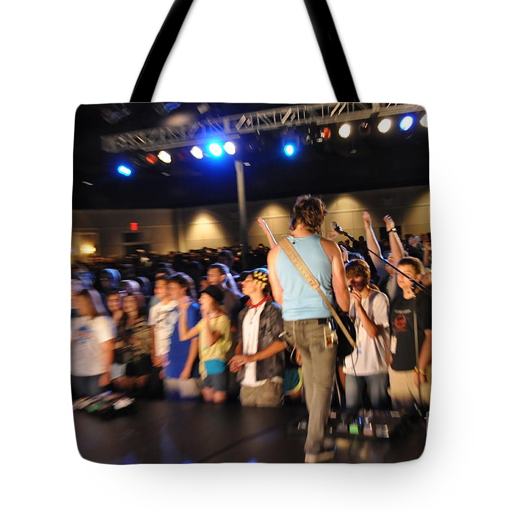 The Museum Tote Bag featuring the photograph Museum-4297 by Gary Gingrich Galleries