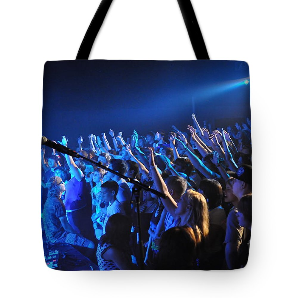 The Museum Tote Bag featuring the photograph Museum-7091 by Gary Gingrich Galleries