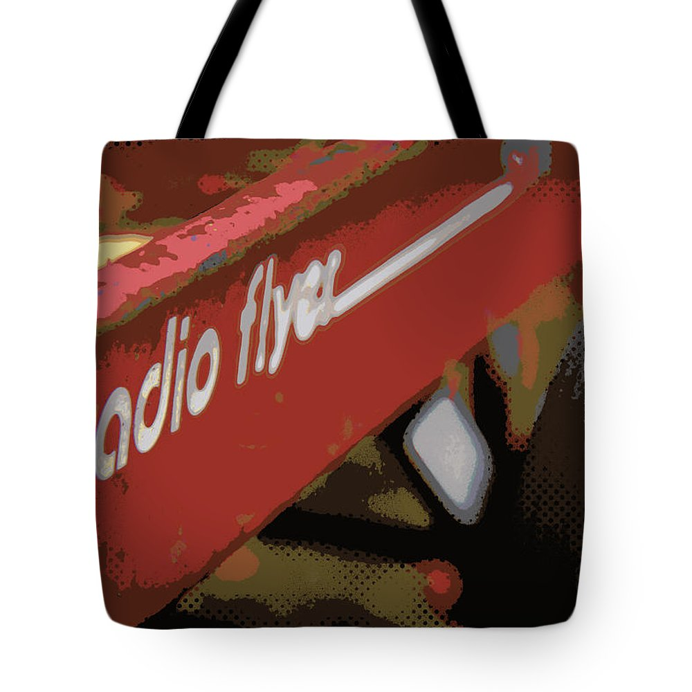 My Favorite Station Tote Bag featuring the photograph My Favorite Station by Ed Smith