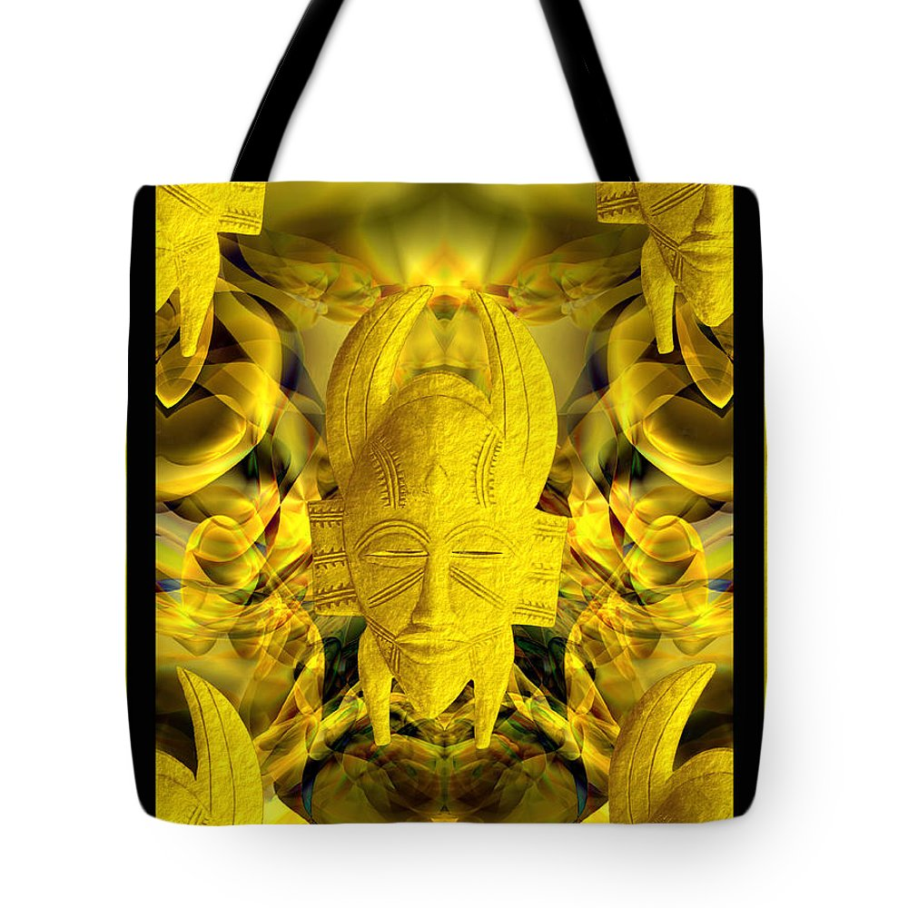 Mystic Tote Bag featuring the photograph Mystic Illusions by Kurt Van Wagner