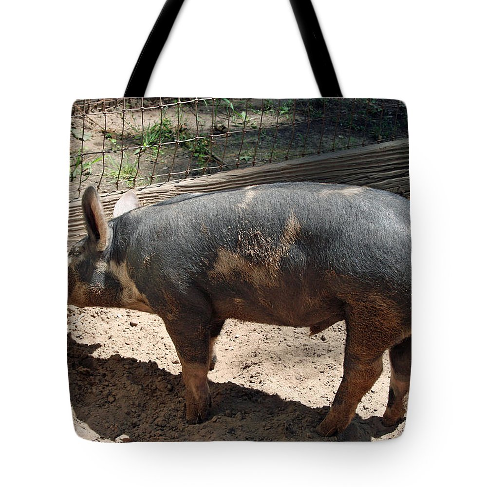 Young Tote Bag featuring the photograph Need A Drink by Kay Novy