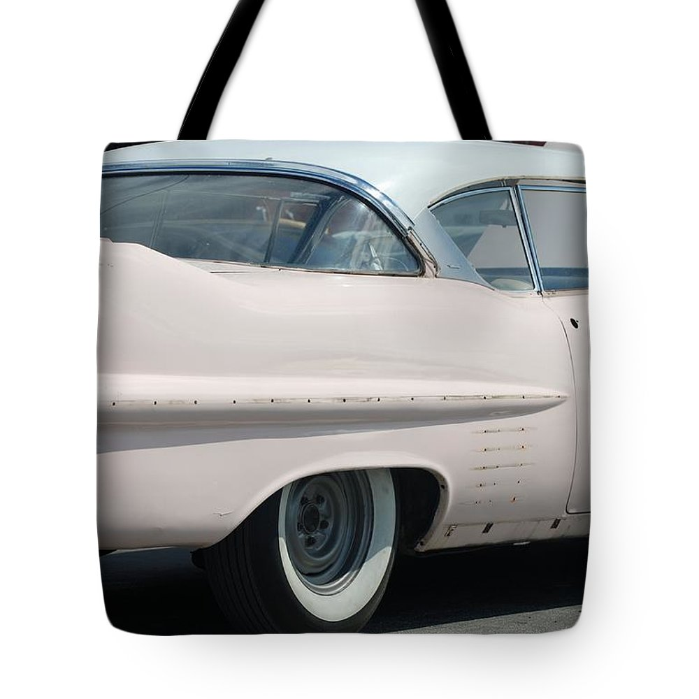 1950 Tote Bag featuring the photograph Needs Work by Rob Hans