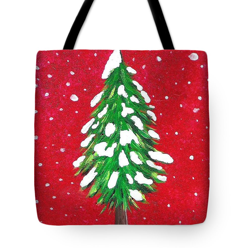 Oh Christmas Tree Tote Bag for Sale by Oddball Art Co by Lizzy Love