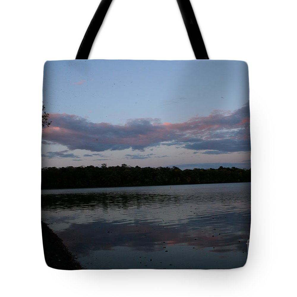 Tote Bag featuring the photograph One Moment In Peace by Susan Herber