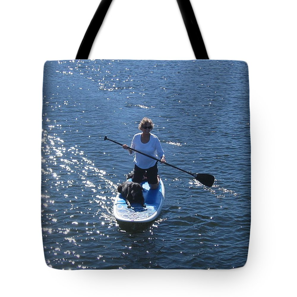 Summer Tote Bag featuring the photograph One Summer Day No. 2 by Kazumi Whitemoon