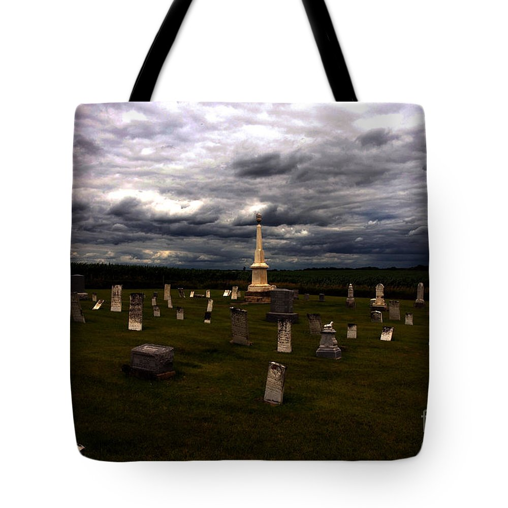 Angel Tote Bag featuring the photograph Only Borrowed Time by Alan Look