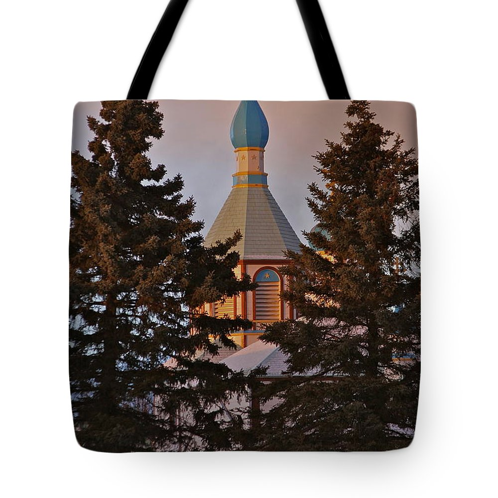 Church Tote Bag featuring the photograph Orthodox by Rick Monyahan