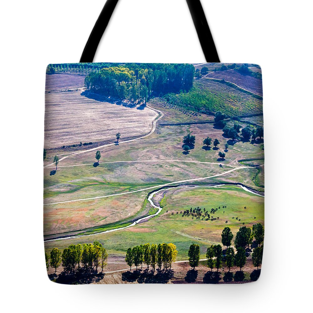 Bulgaria Tote Bag featuring the photograph Over The Green Valley by Evgeni Dinev