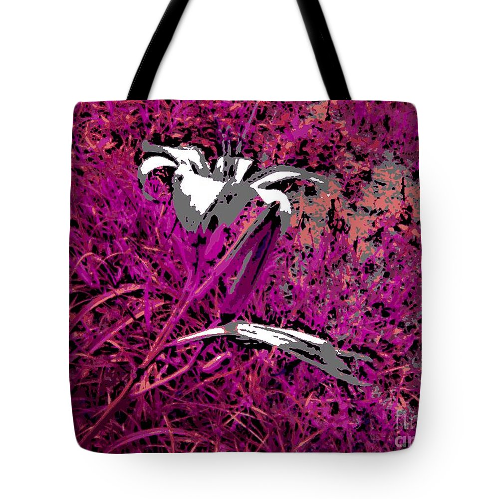 Flower Tote Bag featuring the photograph Paradise by George Pedro