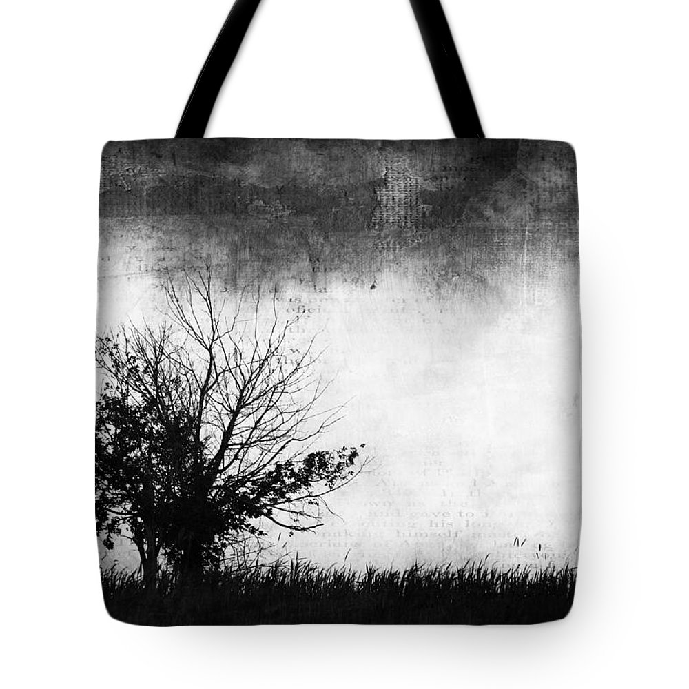 Trees Tote Bag featuring the photograph Phillips Few by The Artist Project