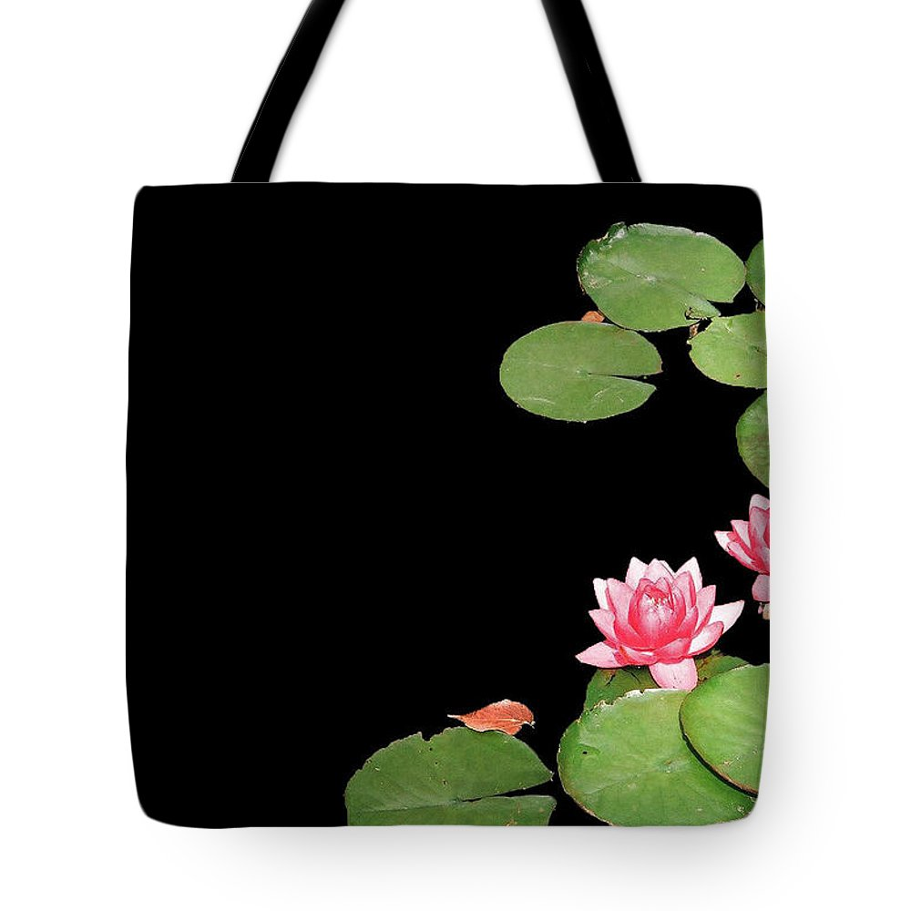 Tote Bag featuring the photograph Pink by David Pantuso