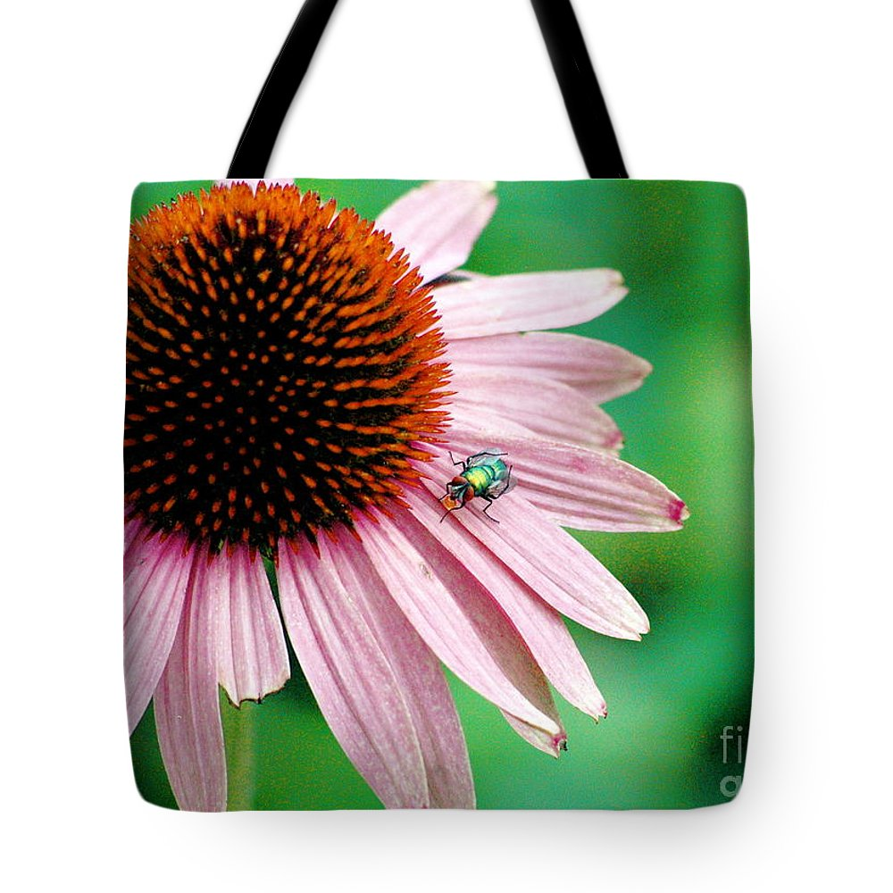 Tote Bag featuring the photograph Pinking Shears by Trish Hale