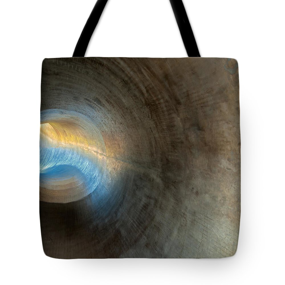 playground Sculpture Tote Bag featuring the photograph Playground Sculpture by Paul Mangold