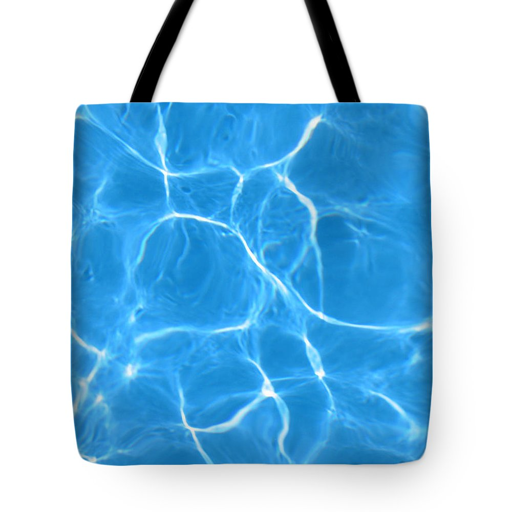 Pool Tote Bag featuring the photograph Pool by Denise Keegan Frawley