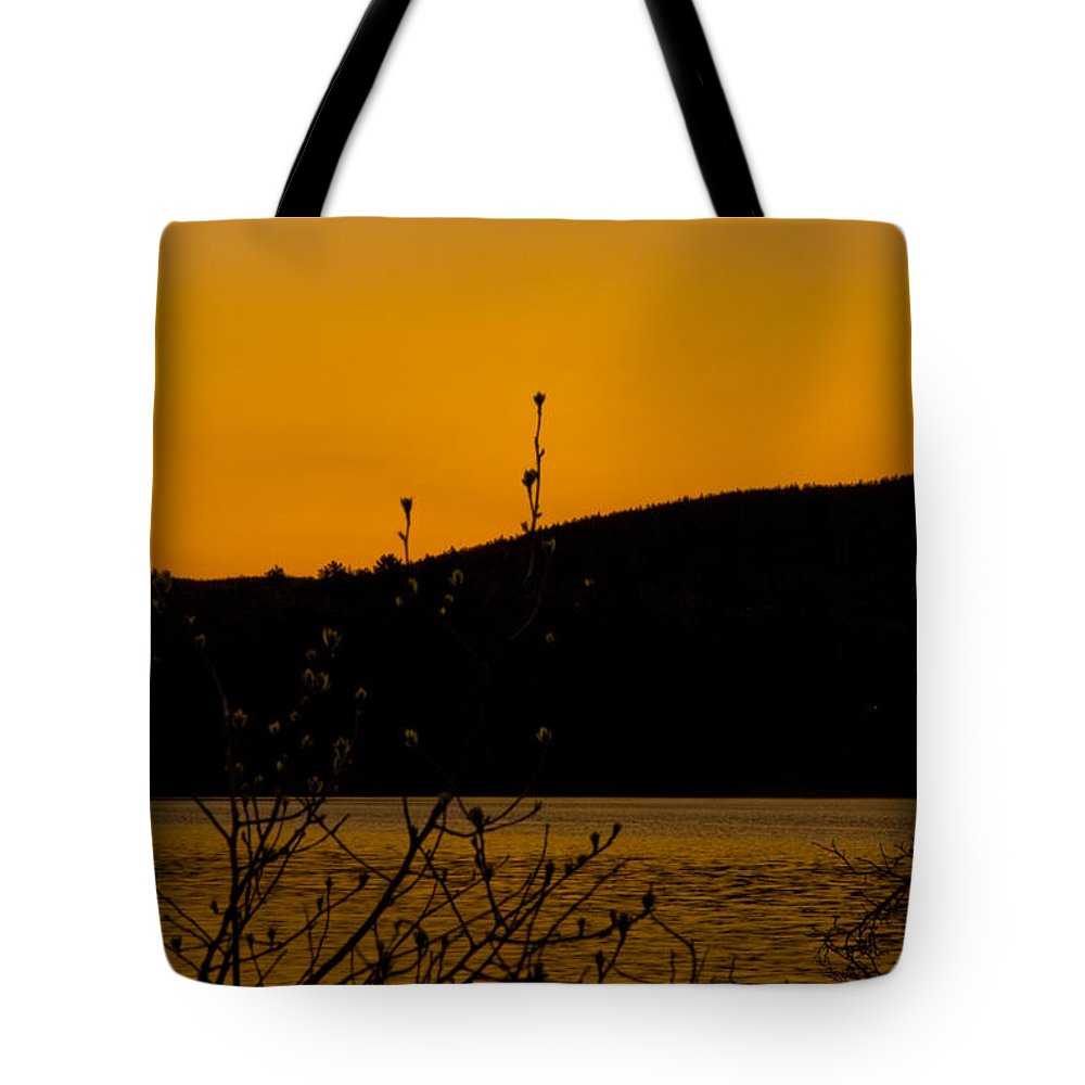 predawn Hour Tote Bag featuring the photograph Predawn Hour by Paul Mangold