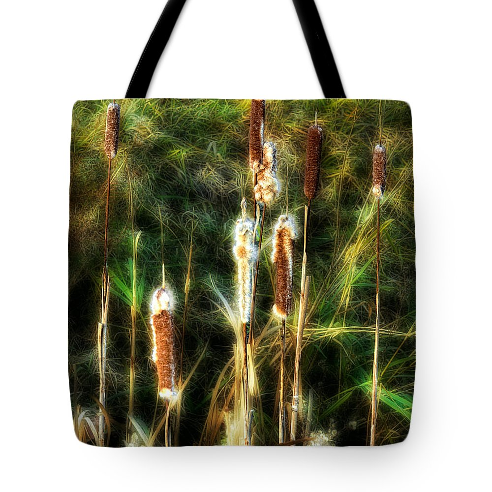 xdop Tote Bag featuring the photograph Pretty In A Ditch by John Herzog