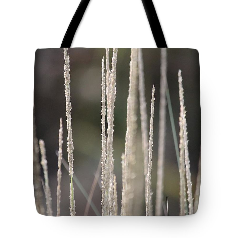 Grass Tote Bag featuring the photograph Pure by Amy Gallagher