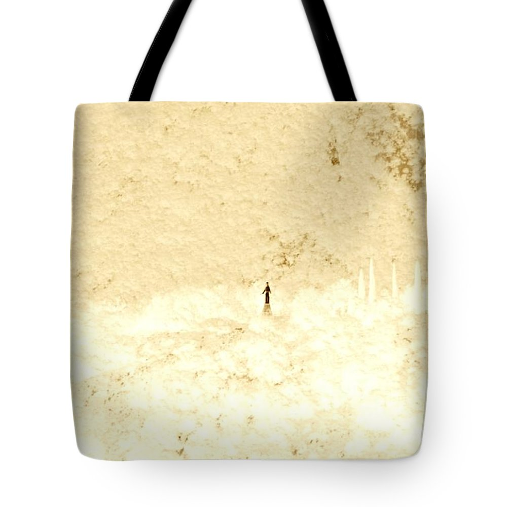 Landscape Tote Bag featuring the photograph Remember Me by Anthony Brito